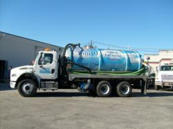 Cloud 9 Services, Inc. cleanes septic, grease and lift stations legally